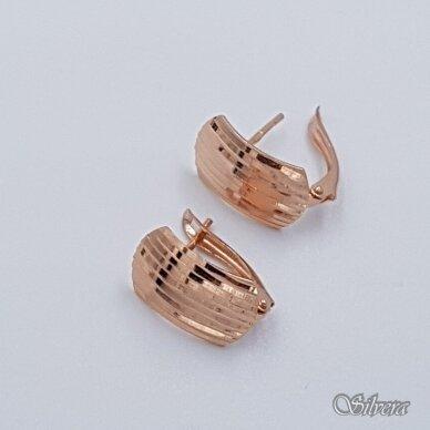 Auksiniai auskarai AU202 2
