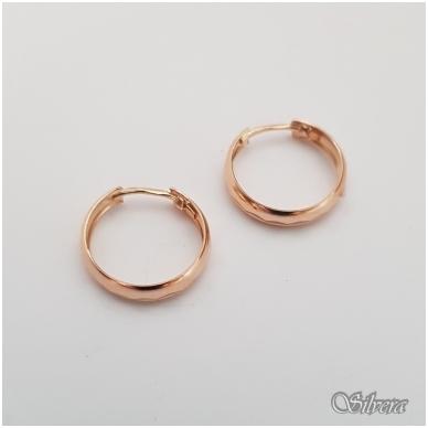 Auksiniai auskarai AU21 2