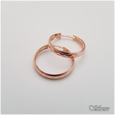 Auksiniai auskarai AU22 2