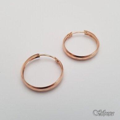 Auksiniai auskarai AU22 3