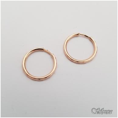 Auksiniai auskarai AU23 2