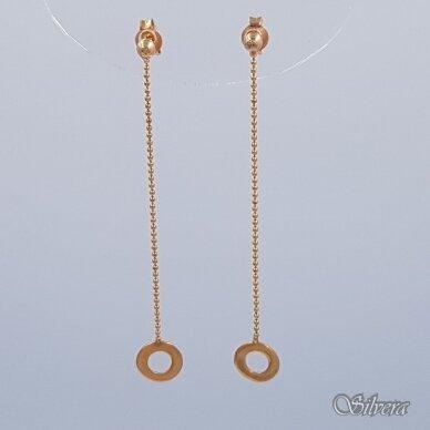 Auksiniai auskarai AU278