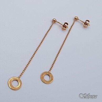 Auksiniai auskarai AU278 2