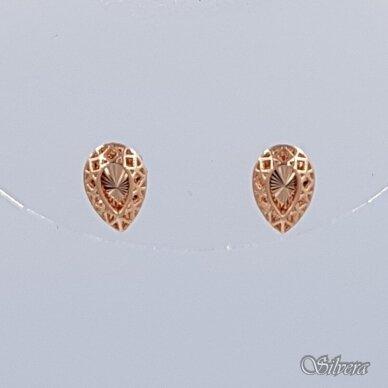 Auksiniai auskarai AU326 2