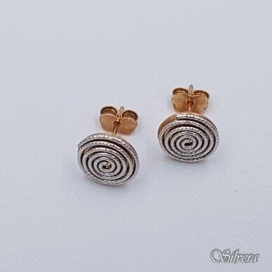 Auksiniai auskarai AU330