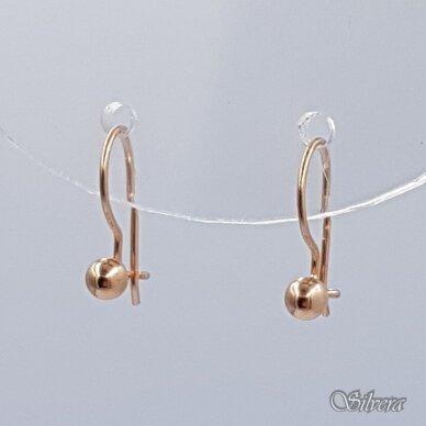 Auksiniai auskarai AU334 2
