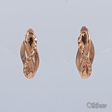 Auksiniai auskarai AU345