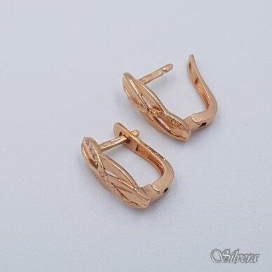 Auksiniai auskarai AU345 2