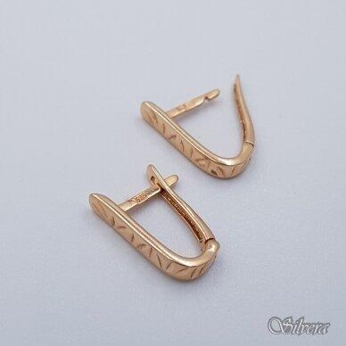 Auksiniai auskarai AU346 2