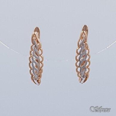Auksiniai auskarai AU347