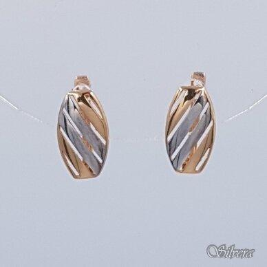 Auksiniai auskarai AU356
