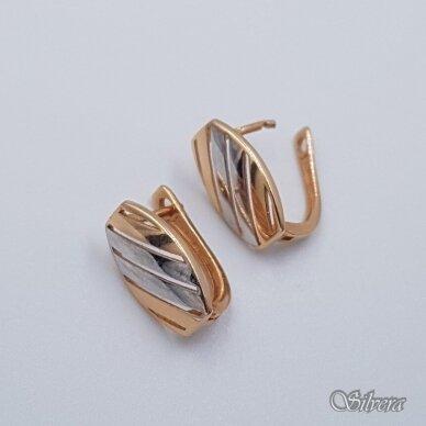 Auksiniai auskarai AU356 2