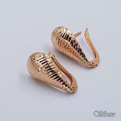 Auksiniai auskarai AU359 2