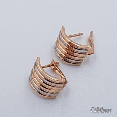 Auksiniai auskarai AU360 2