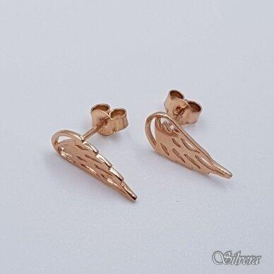 Auksiniai auskarai AU384