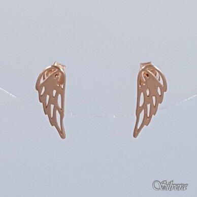 Auksiniai auskarai AU384 2