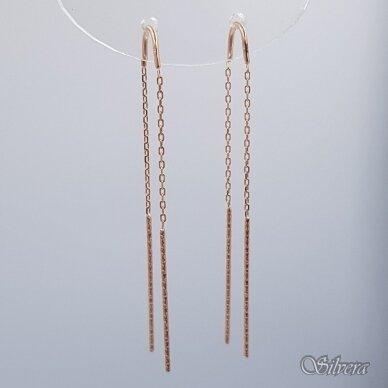 Auksiniai auskarai AU399 2
