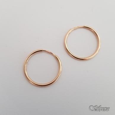 Auksiniai auskarai AU64