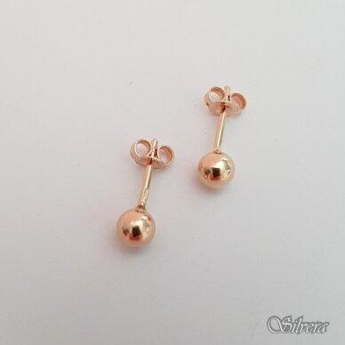 Auksiniai auskarai AU80
