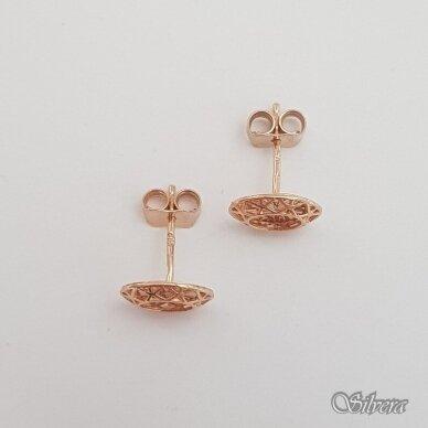 Auksiniai auskarai AU86 2
