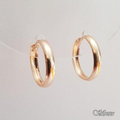 Auksiniai auskarai AU91 2