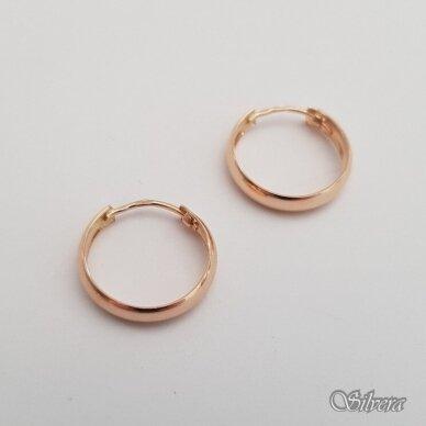 Auksiniai auskarai AU92