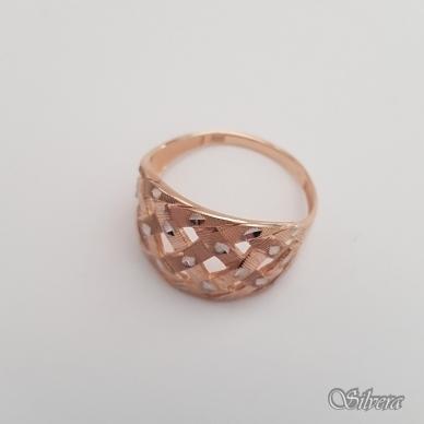 Auksinis žiedas AZ40; 19,5 mm 2