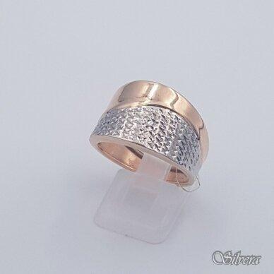 Auksinis žiedas AZ454; 20 mm