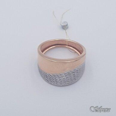 Auksinis žiedas AZ454; 20 mm 2
