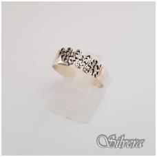 Sidabrinis žiedas Z1122; 18 mm