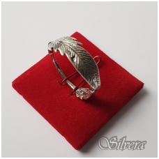 Sidabrinis žiedas Z1237; 19 mm