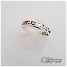 Sidabrinis žiedas Z1243; 19,5 mm