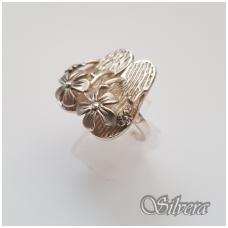 Sidabrinis žiedas Z130; 18 mm