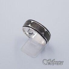 Sidabrinis žiedas Z236; 19,5 mm