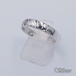 Sidabrinis žiedas Z1097; 18,5 mm