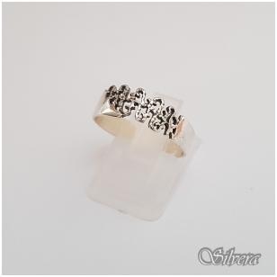 Sidabrinis žiedas Z1122; 19 mm