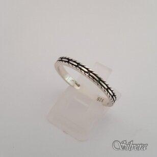 Sidabrinis žiedas Z143; 17,5 mm