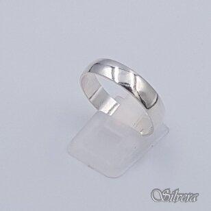 Sidabrinis žiedas Z200; 22 mm