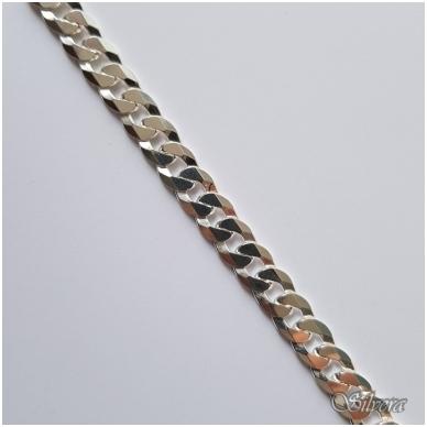 Sidabrinė apyrankė PDIT300; 21,5 cm 2
