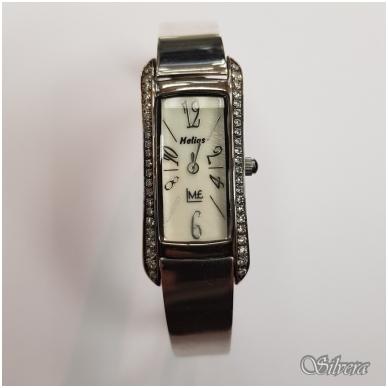 Sidabrinis laikrodis su cirkoniu L01