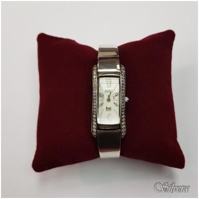 Sidabrinis laikrodis su cirkoniu L01 3