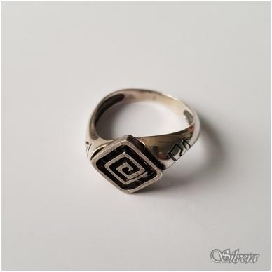 Sidabrinis žiedas Z059; 18,5 mm 2
