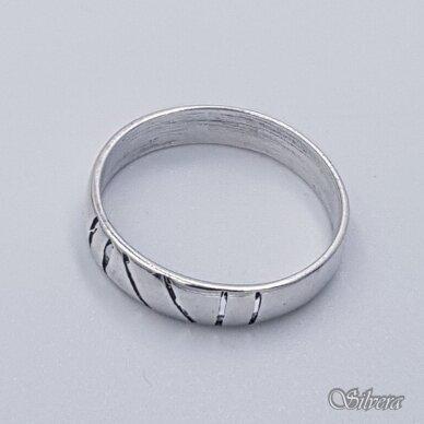Sidabrinis žiedas Z1097; 18,5 mm 2