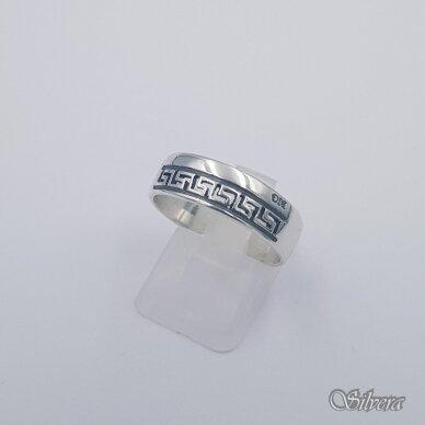 Sidabrinis žiedas Z1120; 19 mm