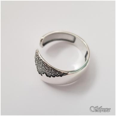 Sidabrinis žiedas Z1171; 19,5 mm 2