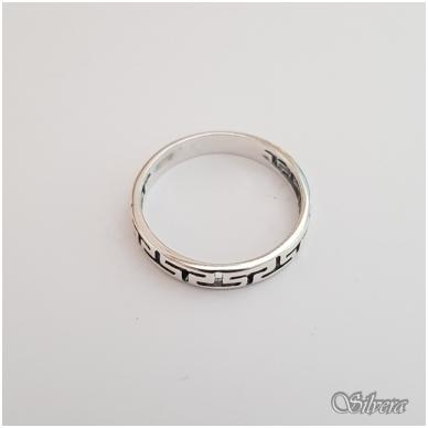 Sidabrinis žiedas Z1243; 18,5 mm 2