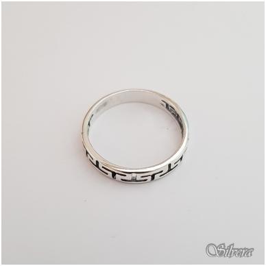 Sidabrinis žiedas Z1243; 19,5 mm 2
