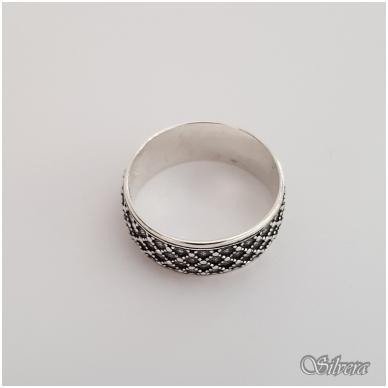 Sidabrinis žiedas Z141; 21,5 mm 2