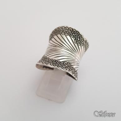 Sidabrinis žiedas Z155; 18,5 mm