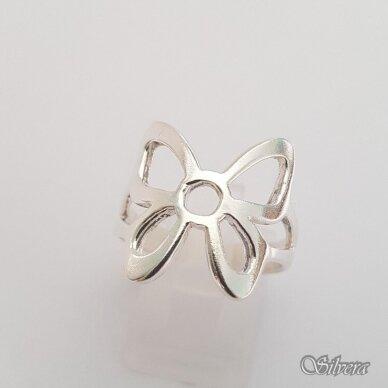 Sidabrinis žiedas Z190; 18,5 mm